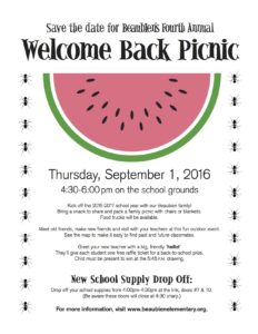 Welcome Back Picnic 2016 color